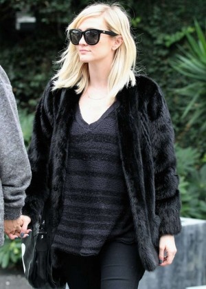 Ashlee Simpson & Evan Ross Doing - Shopping in Beverly Hills