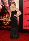Ashlee Simpson - The Hunger Games: Catching Fire Hollywood Premiere -06