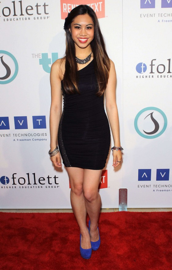 Ashley Argota at The Thirst Project 3rd Annual Gala - Beverly Hills