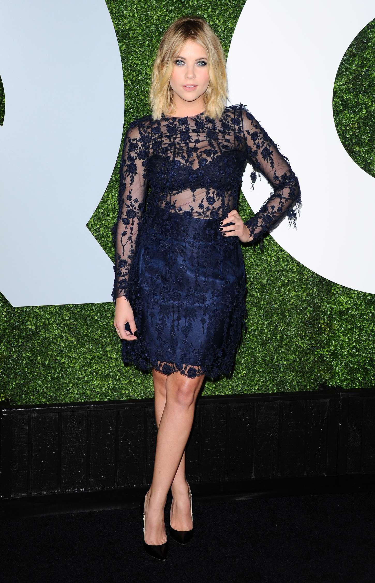 Ashley Benson - 2014 GQ Men Of The Year Party in LA