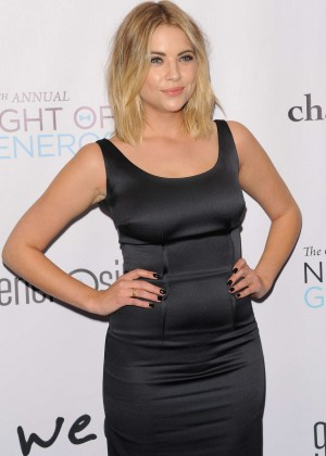 Ashley Benson - 6th Annual Night Of Generosity Gala in Beverly Hills
