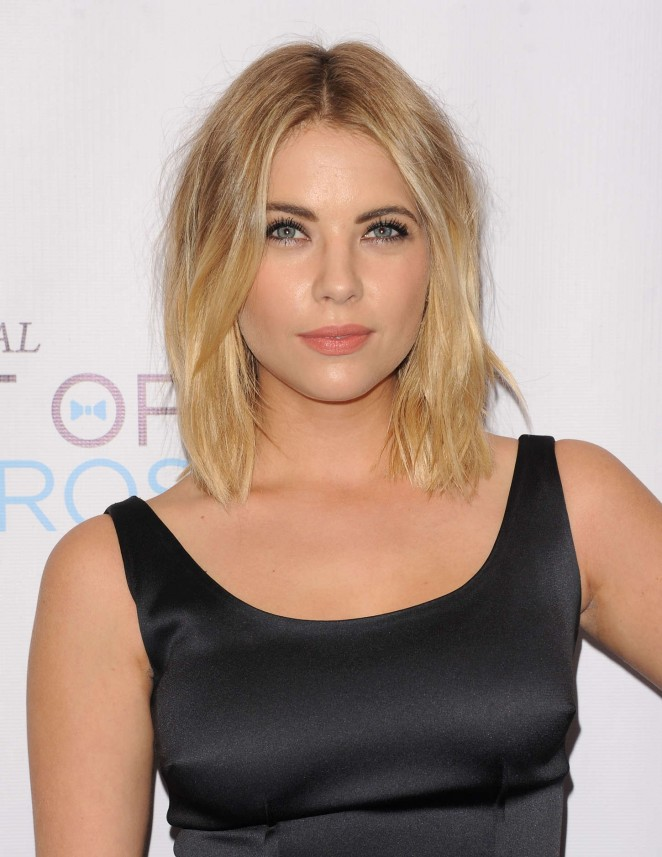 Ashley Benson: 2014 Night Of Generosity Gala -07