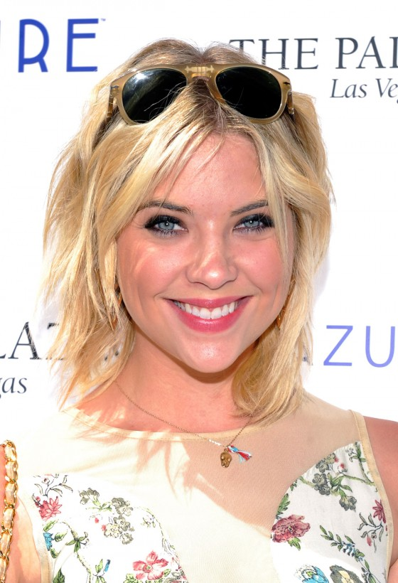 Ashley Benson at Azure Pool Party-04