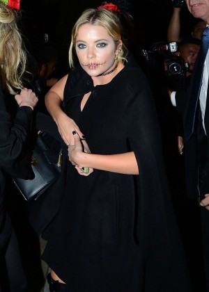 Ashley Benson - Casamigos Tequila's Halloween Party 2014 in Beverly Hills