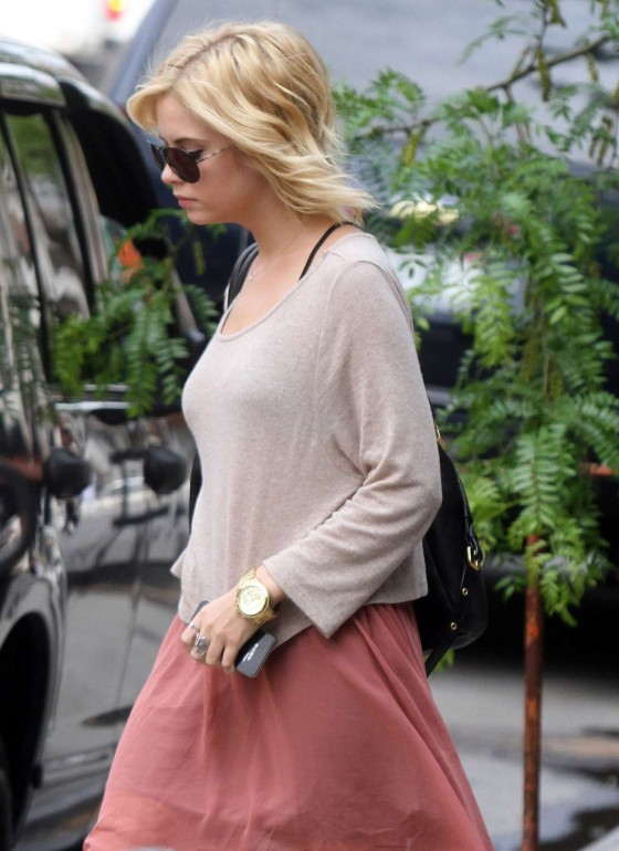 Ashley Benson � Leggy Candids Leaving The Bowery Hotel in NY