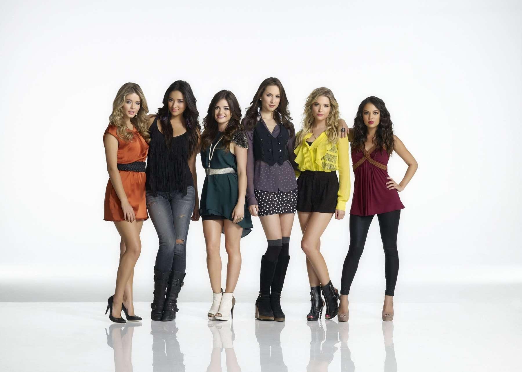 Ashley Benson – Pretty Little Liars Season 3 Promos 2012-05 – GotCeleb