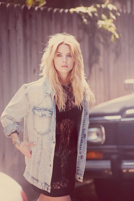 Ashley Benson – Nylon Magazine 2013 -03