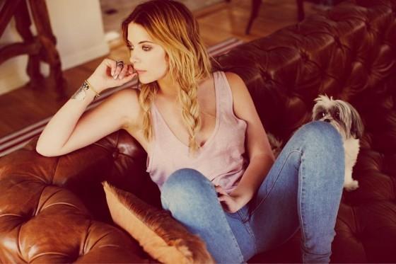 Ashley Benson – Nylon Magazine 2013 -06