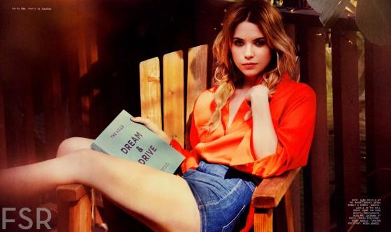 Ashley Benson – Nylon Magazine 2013 -13