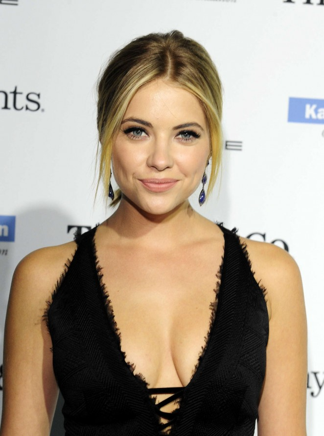 Ashley Benson – The 2014 Baby2Baby Gala Presented By Tiffany & Co in Culver City