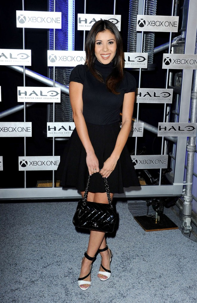 Ashley Campuzano - HaloFest 'Halo: The Master Chief Collection' Launch Event in Hollywood