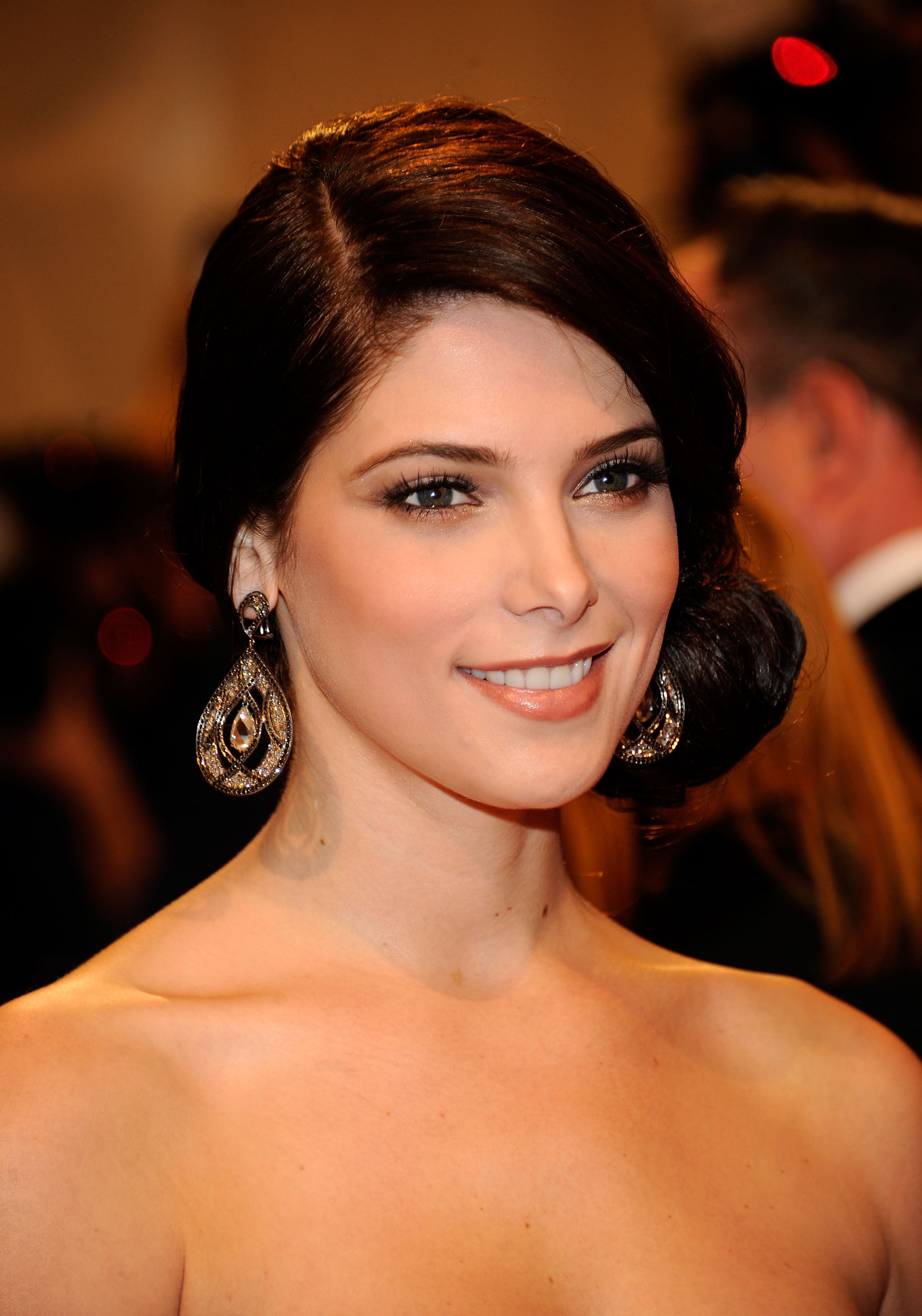 Ashley Greene – 2011 MET Ball in New York | GotCeleb