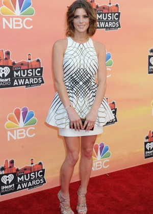 Ashley Greene - 2014 iHeartRadio Music Awards-01