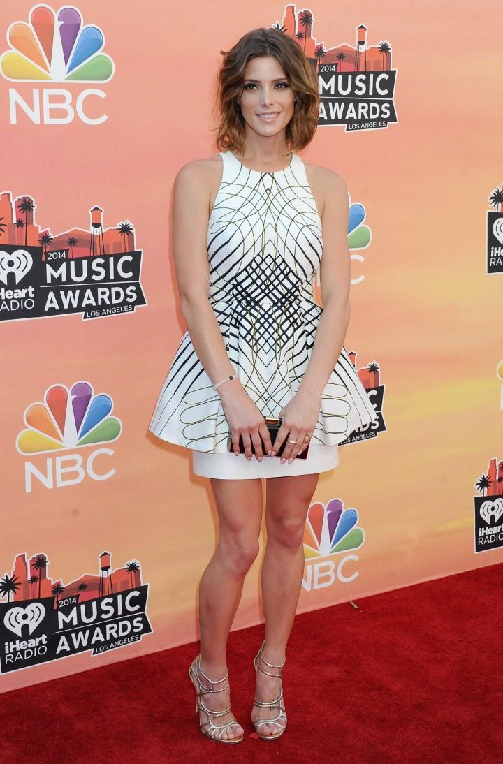 Ashley Greene – 2014 iHeartRadio Music Awards