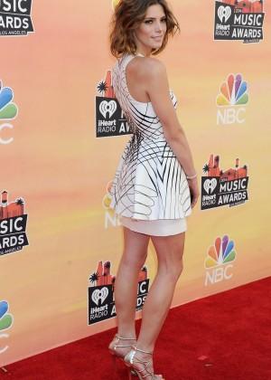 Ashley Greene - 2014 iHeartRadio Music Awards-04
