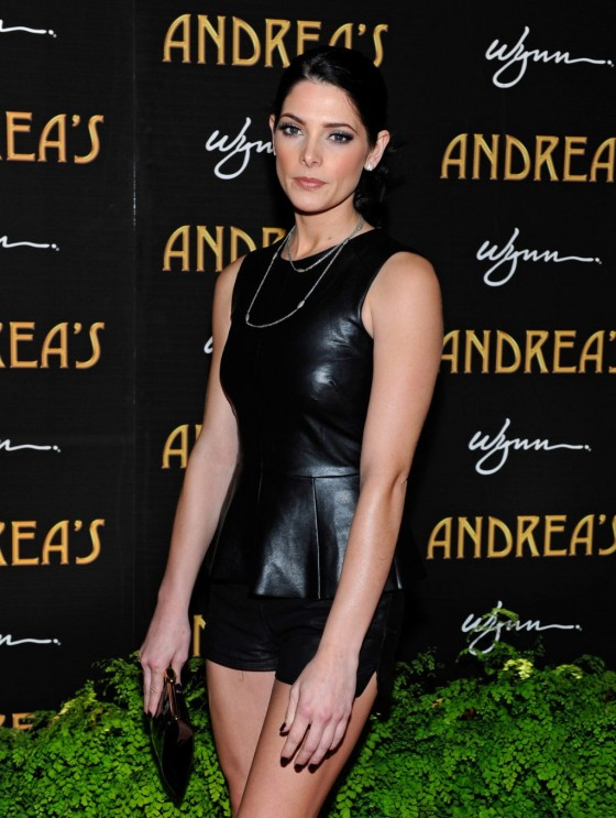 Ashley Greene - Andrea's Grand Opening At Wynn in Vegas