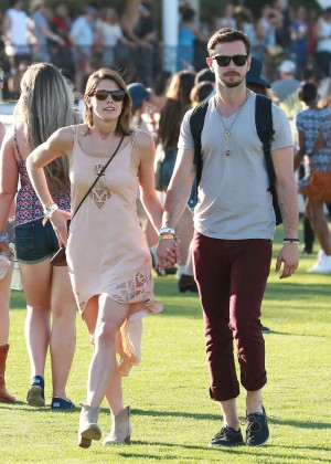 Ashley Greene: 2014 Coachella -13
