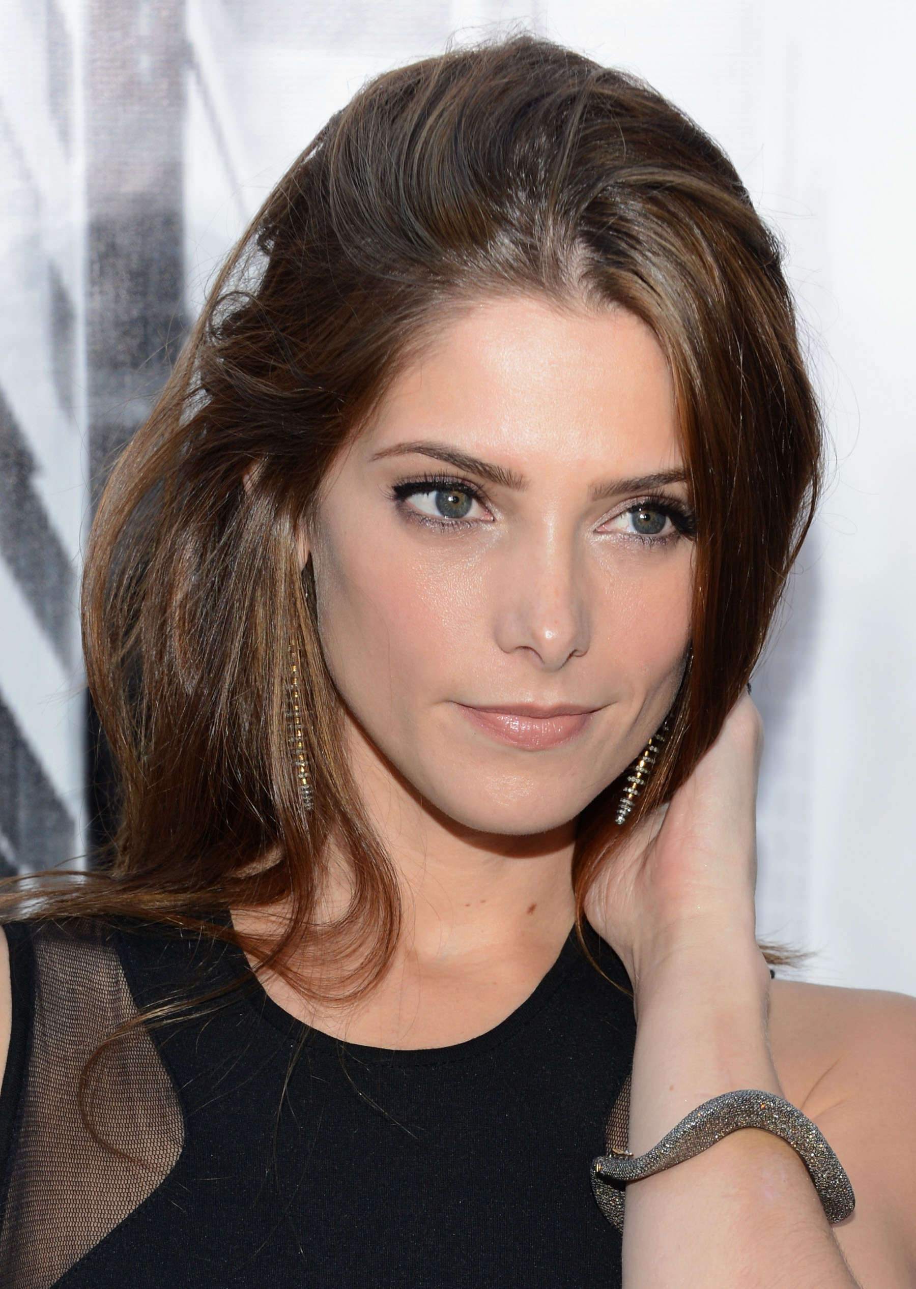Ashley Greene at DKNY fashion show-07 | GotCeleb