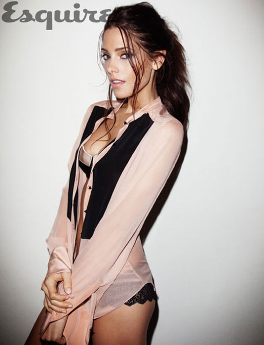 Ashley Greene - Esquire Magazine 2012 + ani gif