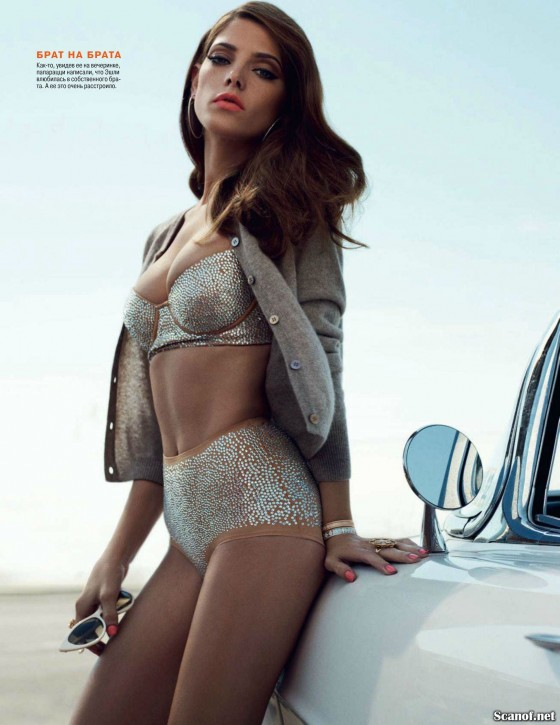 Ashley Greene – GQ (Russia) July 2013 -02