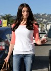 Ashley Greene - In Ripped Jeans