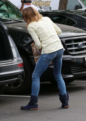 Ashley Greene Booty in jeans -05