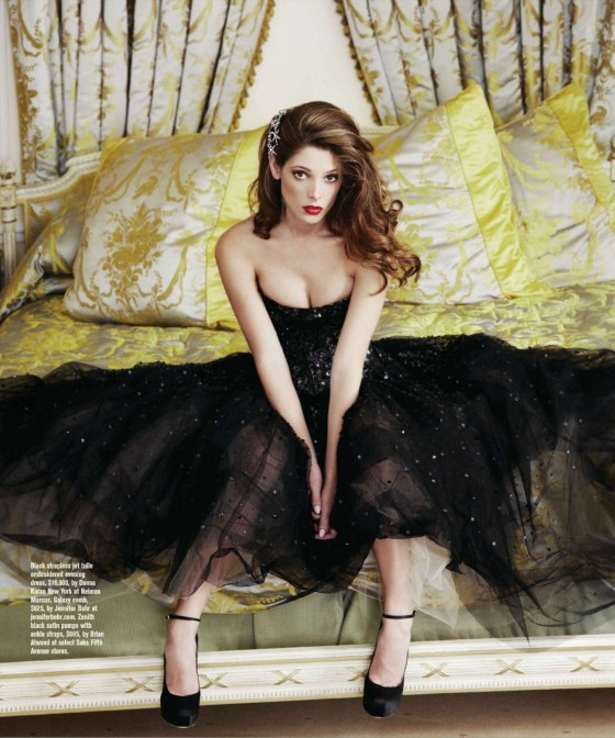 Ashley Greene - Riviera San Diego Magazine (2012 November)