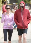 Ashley Greene out for a hike -05