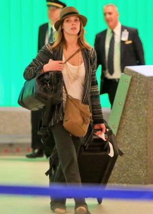 Ashley Greene at LAX -04