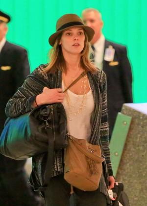 Ashley Greene at LAX -15