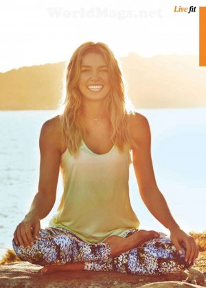 Ashley Hart: Womens Fitness 2014 -02