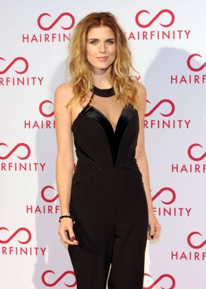 Ashley James - Hairfinity Hair Vitamins Launch Party in London