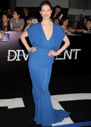 Ashley Judd: Divergent Premiere -04