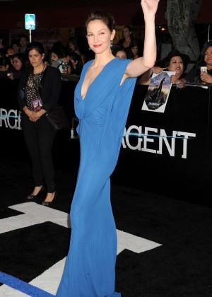 Ashley Judd: Divergent Premiere -05