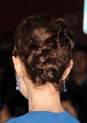 Ashley Judd: Divergent Premiere -06