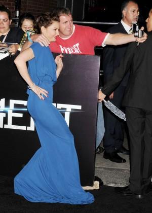 Ashley Judd: Divergent Premiere -08