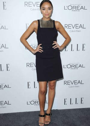 Ashley Madekwe - Gabrielle's Angel Foundation Angel Ball 2014 in NYC