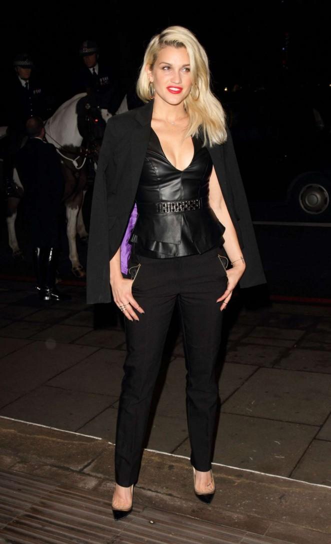 Ashley Roberts - Animal Hero Awards in London