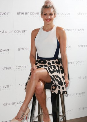 Ashley Roberts announced as the face of Sheer Cover Studio