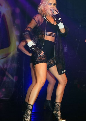 Ashley Roberts - Performs at G-A-Y Nightclub at Heaven in London