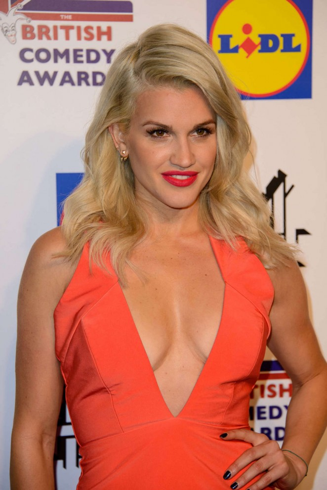 Ashley Roberts - The British Comedy Awards 2014 in London