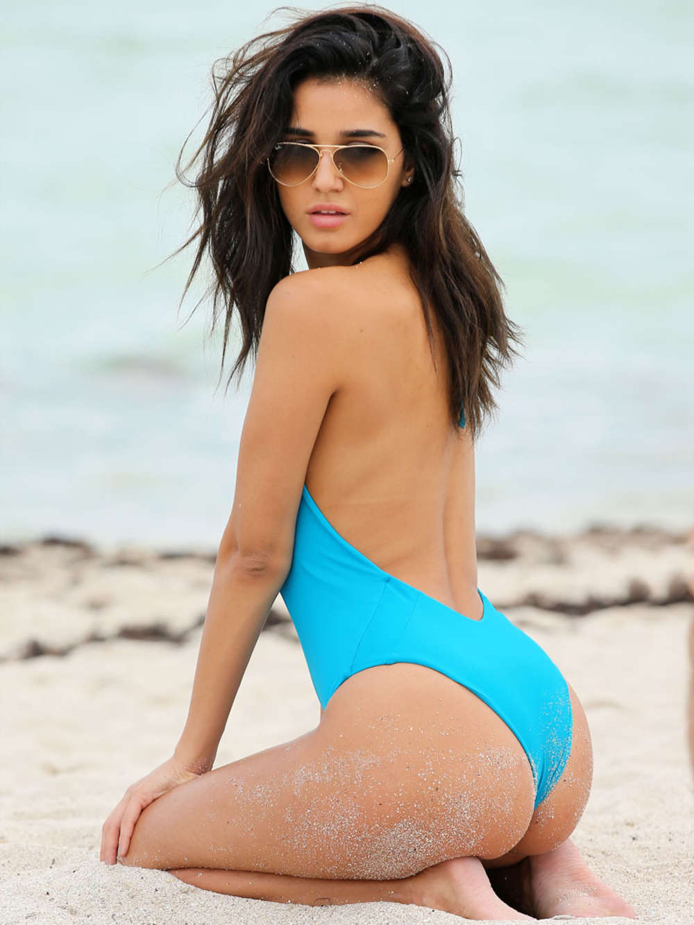 Ashley Sky 2014 : Ashley Sky Swimsuit Photos: Miami Beach -11