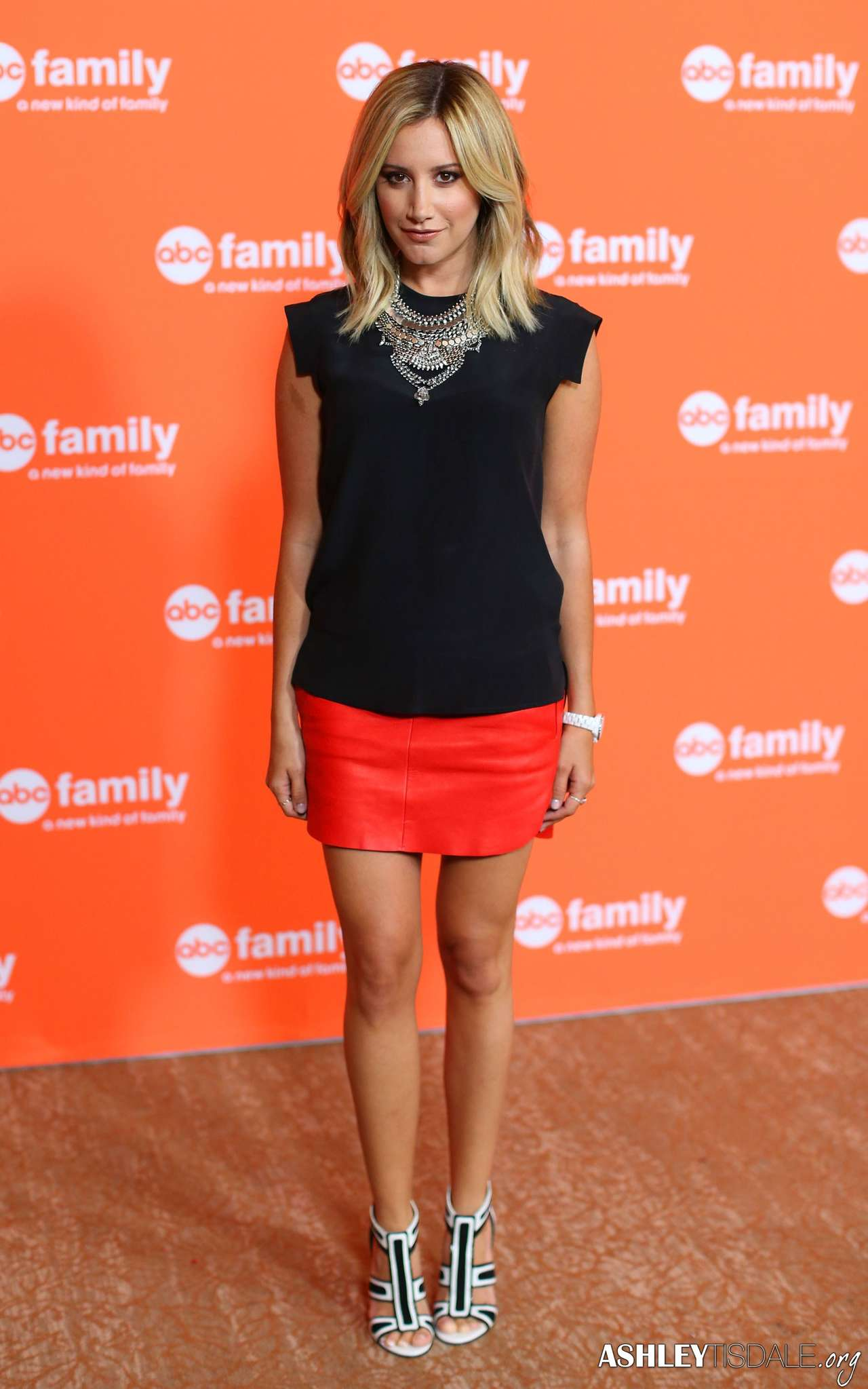 Ashley Tisdale 2014 : Ashley Tisdale at 2014 Disney ABC TCA Summer Press Tour in Beverly Hills -04