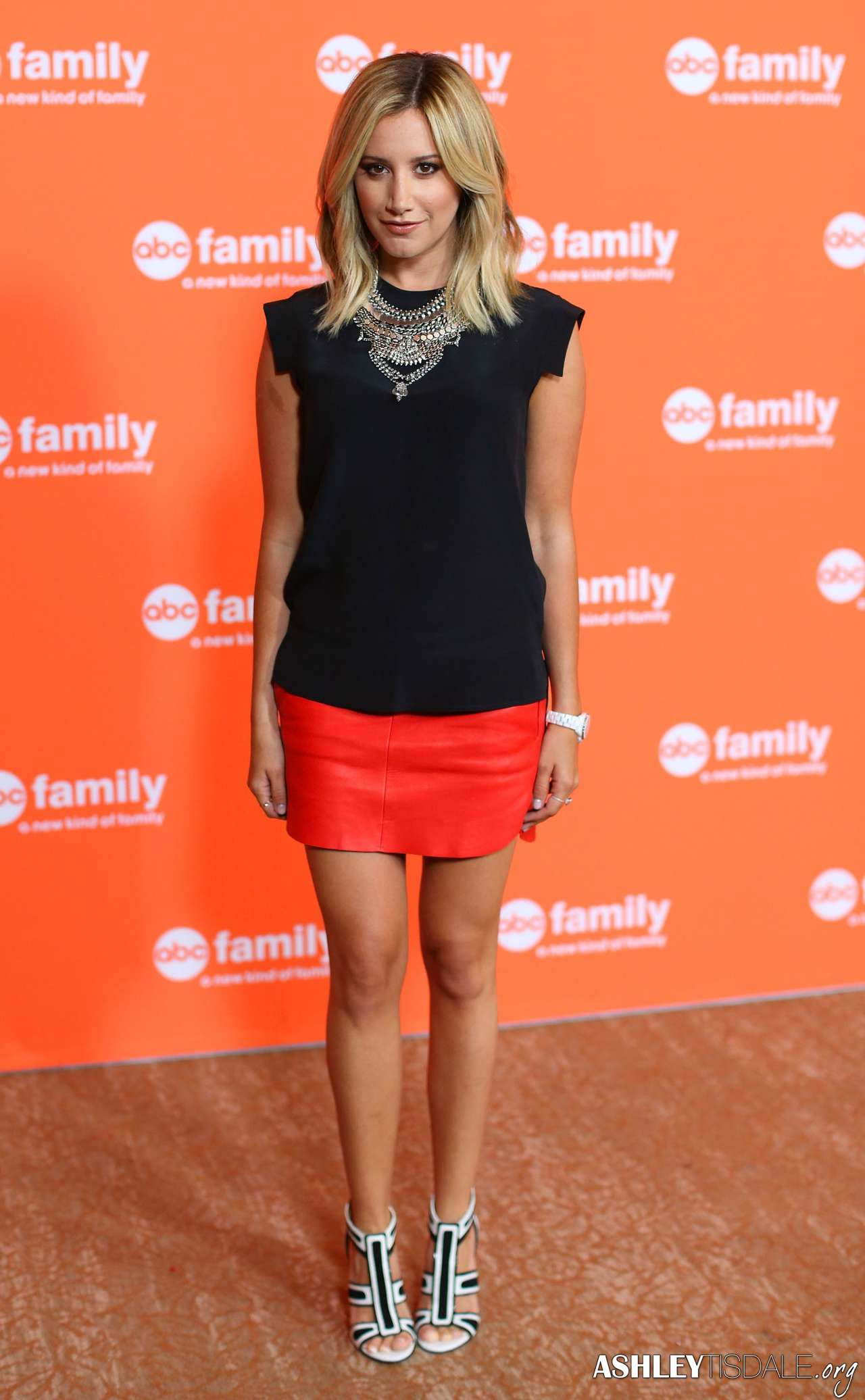 Ashley Tisdale 2014 : Ashley Tisdale at 2014 Disney ABC TCA Summer Press Tour in Beverly Hills -05
