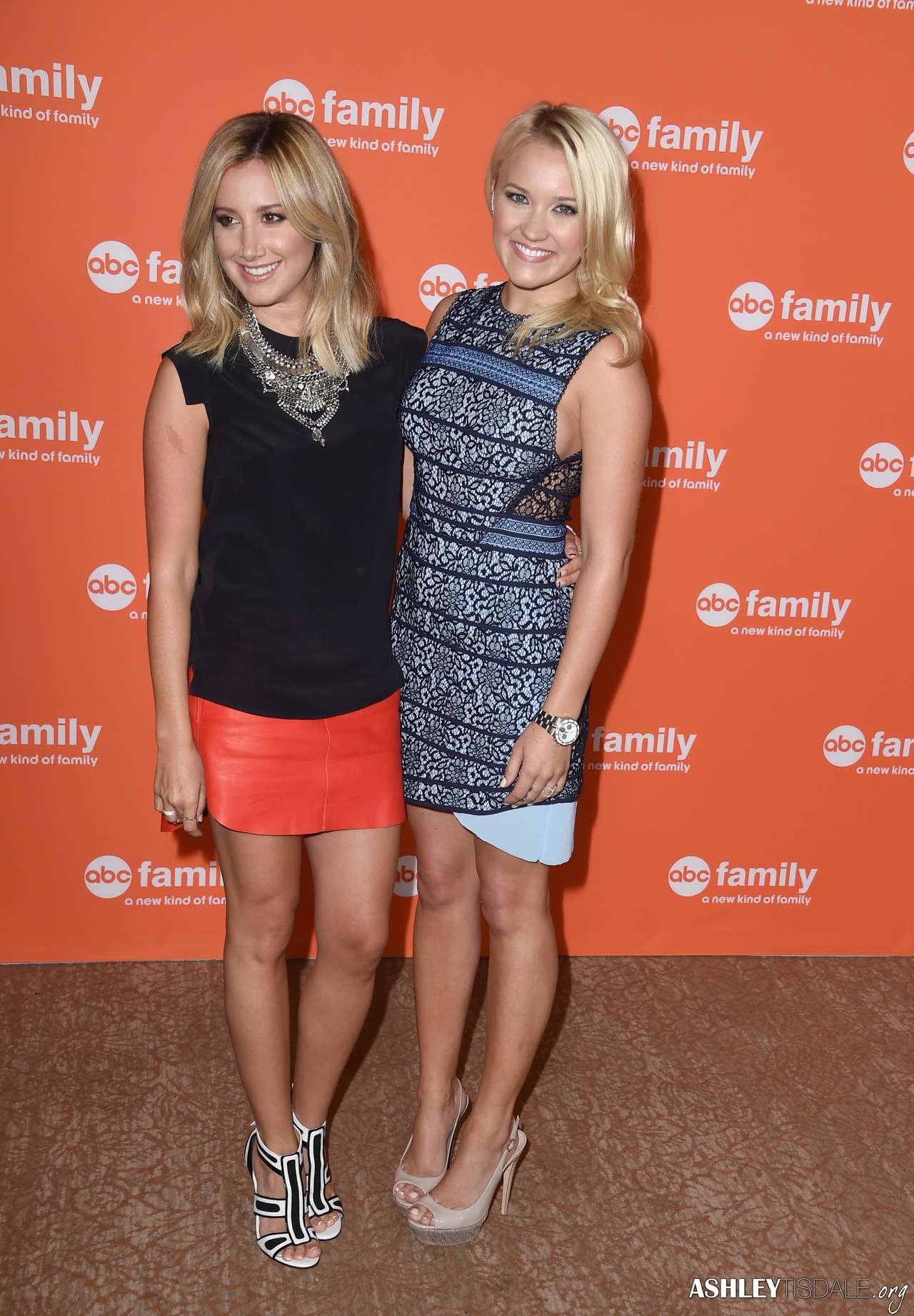 Ashley Tisdale 2014 : Ashley Tisdale at 2014 Disney ABC TCA Summer Press Tour in Beverly Hills -13