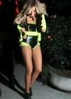 Ashley Tisdale In Halloween Costume at Halloween Party in LA -02