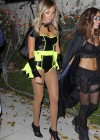 Ashley Tisdale at Halloween Party in LA