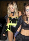 Ashley Tisdale In Halloween Costume at Halloween Party in LA -08