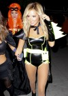 Ashley Tisdale In Halloween Costume at Halloween Party in LA -11