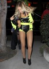Ashley Tisdale In Halloween Costume at Halloween Party in LA -12